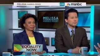 Congresswoman Barbara Lee Appears on MSNBC