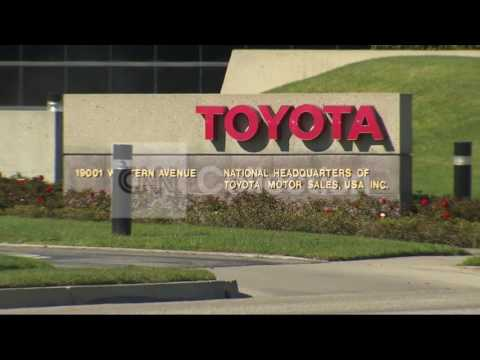 FILE:TOYOTA SETTLEMENT OVER LEXUS RECALL