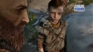 God of War - Trailer d'annonce E3 2016