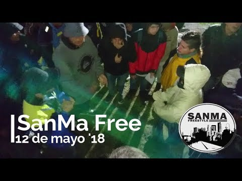LECKER AS VS ZAICO LEMAT - 4TOS Fecha 2vs2(12/05/18) - SanMa Free