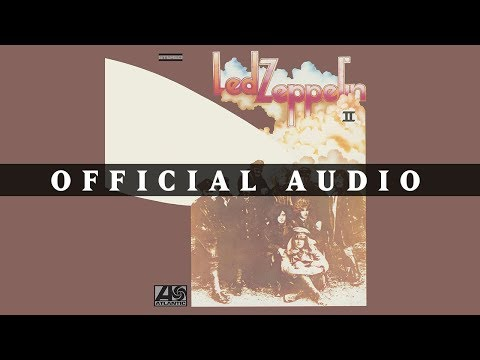 Led Zeppelin - Ramble On (Official Remastered Audio)