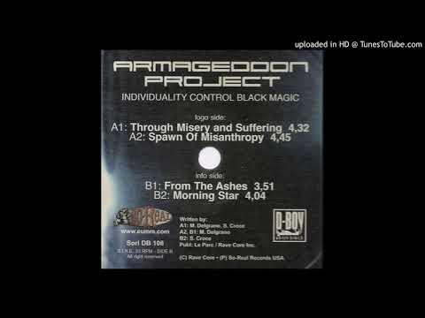 D-Boy Black Label 108 - B2 - Armageddon Project - Morning Star