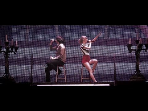 Taylor Swift - The Last Time  Ft. Gary Lightbody (DVD The RED Tour) Bônus
