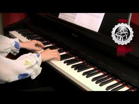 """Spanish Romance"" (""Romance d'Amour"") - beautiful piano version"