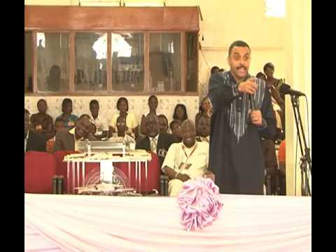 HEALING JESUS PASTORS' CONFERENCE FREETOWN - 18 CHARACTERISTICS OF THOSE WHO PRETEND