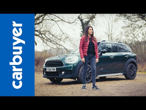 New 2017 MINI Countryman SUV in-depth review – Carbuyer – Ginny Buckley