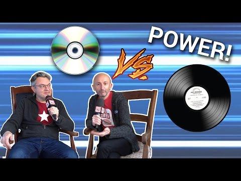 """Disque vinyle vs CD Audio : lequel aurait le """"meilleur son"""" ? (Power 126)"""