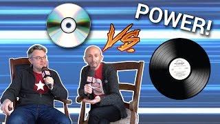 Disque vinyle vs CD Audio : lequel aurait le