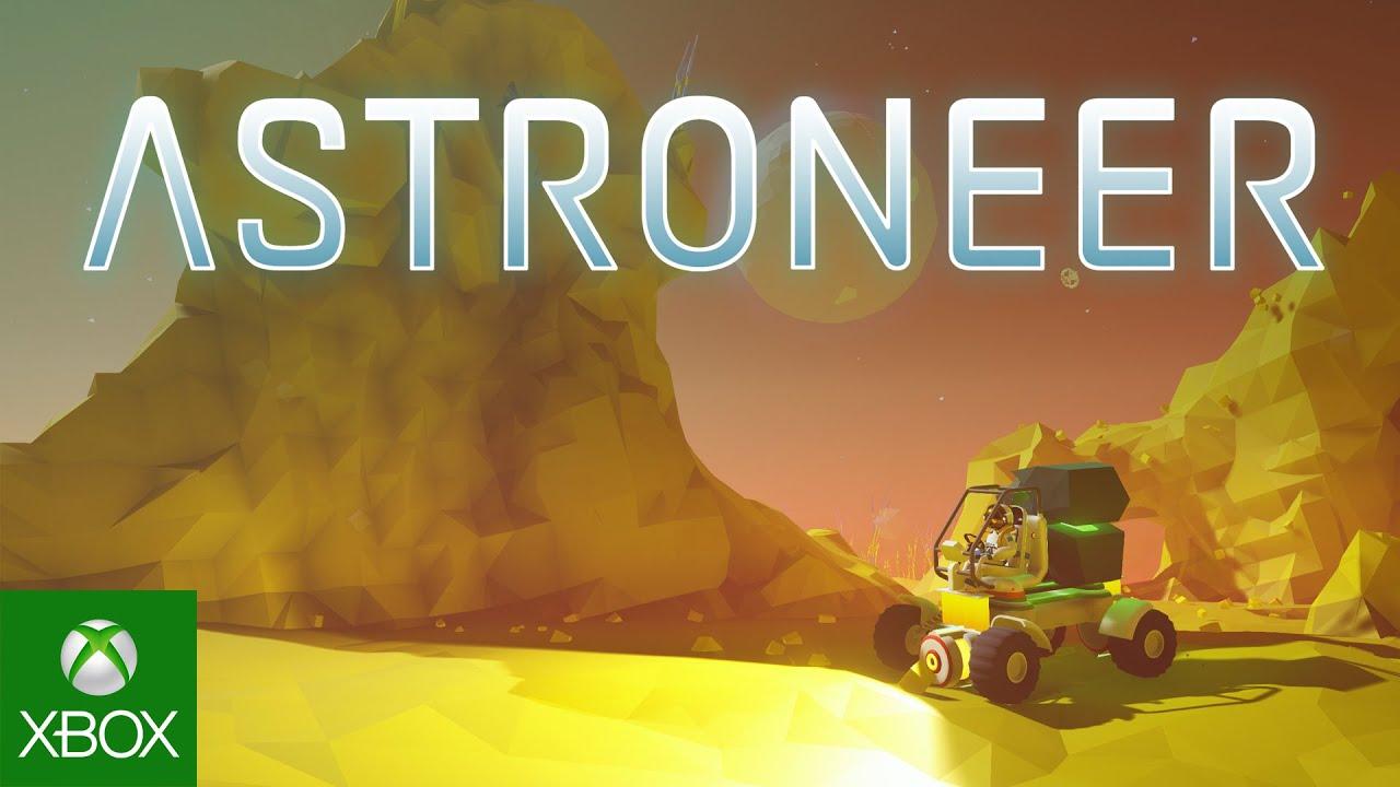 Astroneer Xbox Announce Trailer Youtube