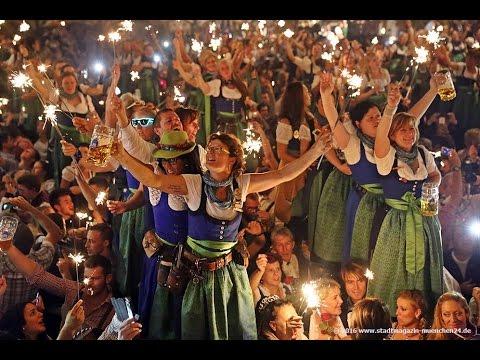 Wiesn Finale Hofbräu Festzelt 2016