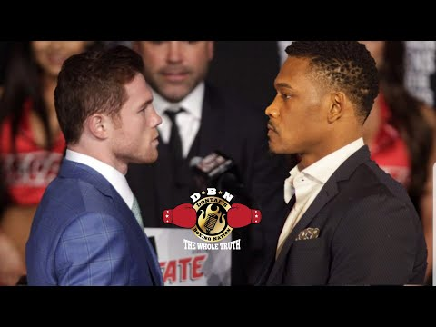 (GREAT NEWS) CANELO ALVAREZ VS DANNY JACOBS ON MAY 4TH IS BEING PUSHED BY DAZN & EDDIE HEARN