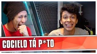 REACT TESTANDO A ARTE DA AZARAÇÃO - DATE ARIANE (Julio Cocielo)