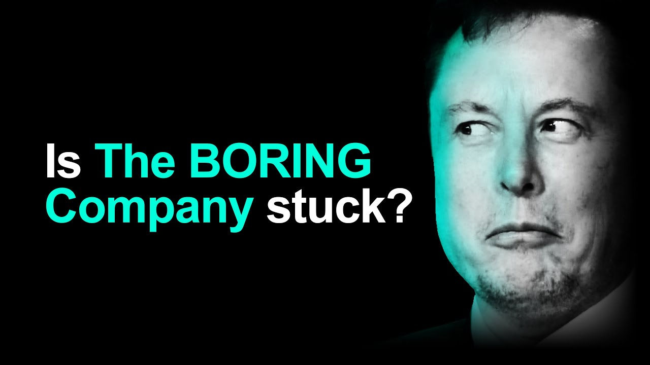 What Happened To The BORING Company? 🐌