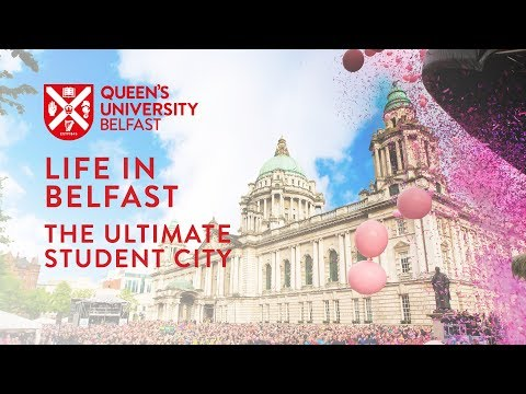 Life in Belfast: the ultimate student city