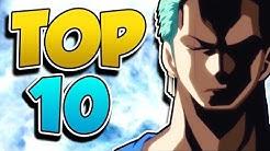 Die 10 BESTEN One Piece Charaktere