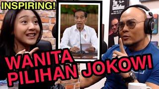 Download Lagu CANTIK!! STAFF KHUSUS MILLENIAL RI JOKOWI (Ajari kami Kaya) - Putri Tanjung mp3