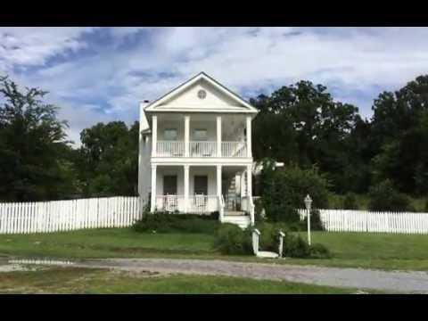 Greek Revival Farmhouse with RECORDING STUDIO