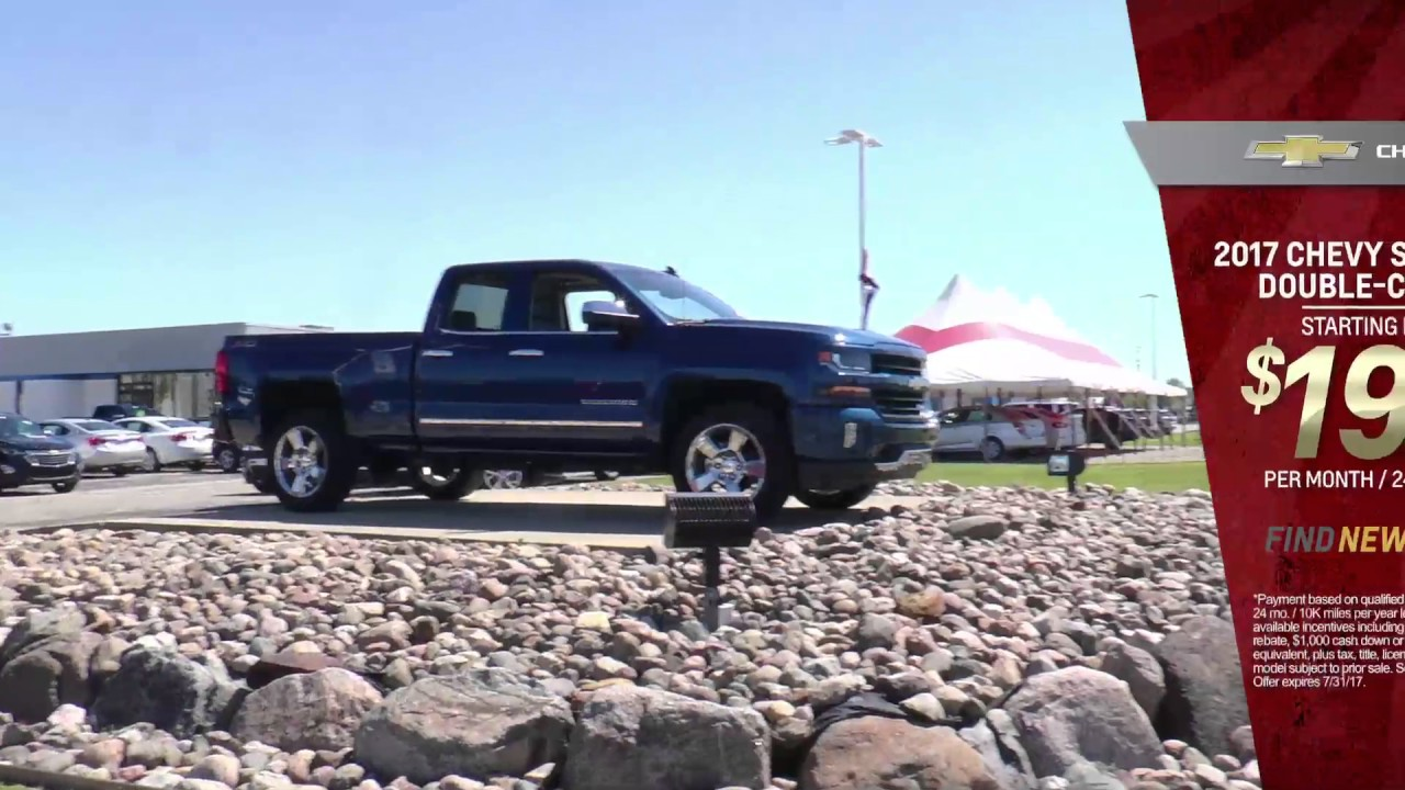Martin Tent Event Extended-Great Chevy Deals & Martin Tent Event Extended-Great Chevy Deals - YouTube
