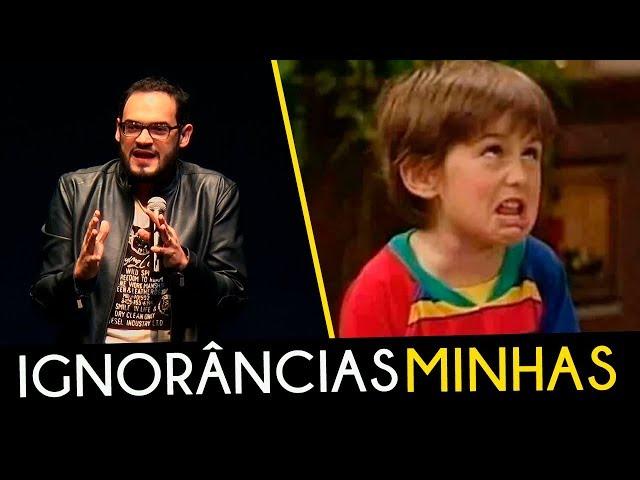 MATHEUS CEARÁ - IGNORÂNCIAS MINHAS STAND UP