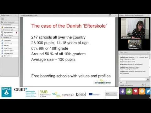 EPALE Workshop & Webinar: Maren Ottar Hessner