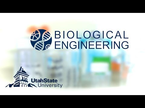 Biological Engineering Department at Utah State University