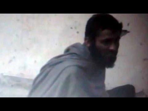 Captured Pak terrorist tells interrogators about his Lashkar assignment