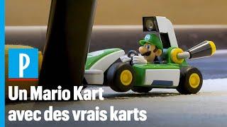 «Mario Kart Live»: on a testé le jeu vidéo «réel» de Nintendo