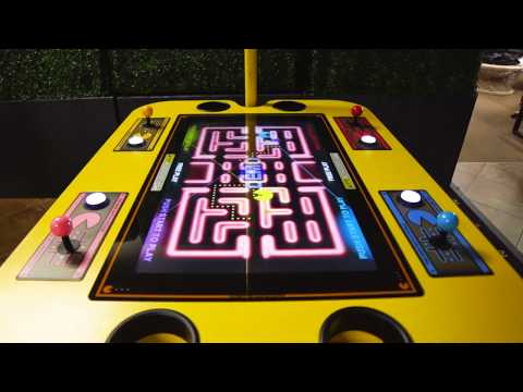 4 Player Pacman Battle Royale Arcade Game Rental In Arizona