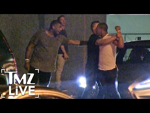 Michael Sam: Heated Street Fight | TMZ Live