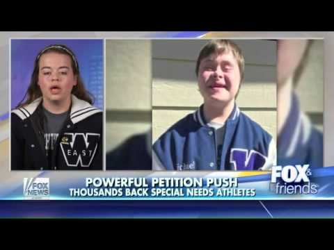 Down Syndrome Student Forced To Remove Varsity Jacket