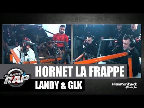 Youtube: Hornet La Frappe, Landy & GLK – Quiz du 93 #PlanèteRap
