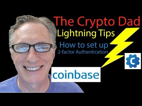 How to Set up 2-factor Authentication in Coinbase using the Google Authenticator App