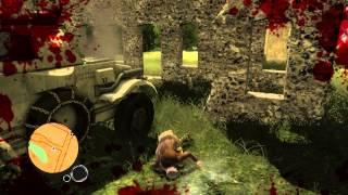 Где находятся,как получить и сохранить танки в The saboteur(magyaer)