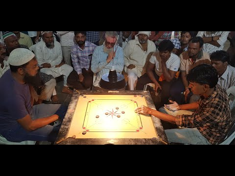 CARROM SEMI-FINAL 1 - NISAR SHEIKH vs. FAYAZ KHAN (CARROM TOURNAMENT 2019)