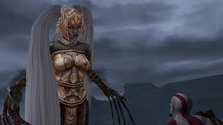God of War 2: Sisters of Fate, Lahkesis and Atropos Boss Fight (4K 60fps) YouTube Videos