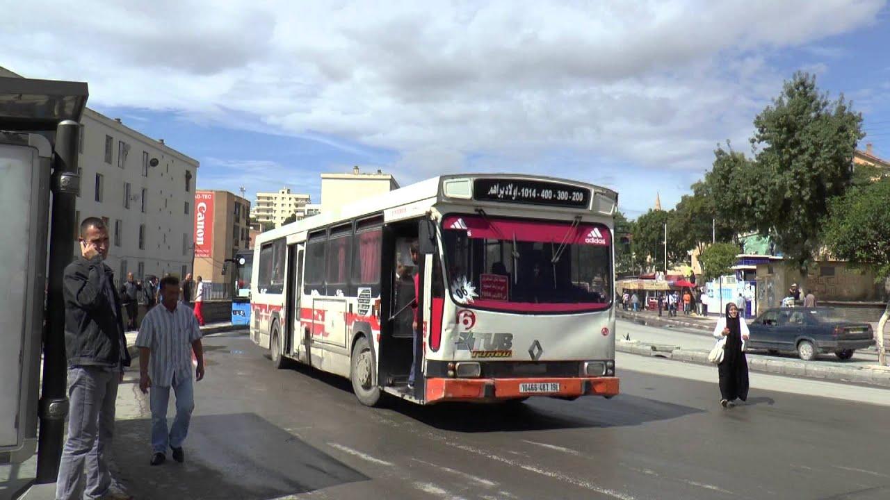 buses in setif september 2013 youtube