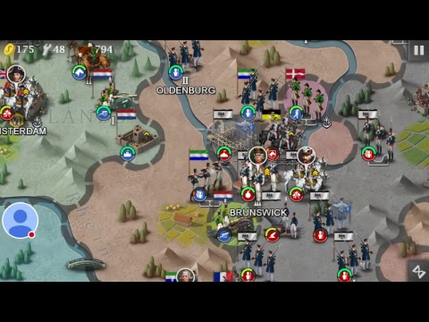 European War 4: Napoleon prussian ep1