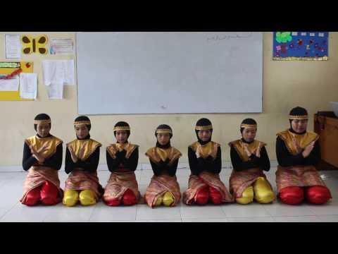 TARI SAMAN- KELAS 6 SD ISLAM ASSHAFA
