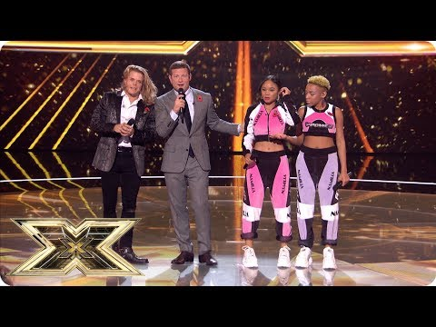 Movie Week sing-off | Live Shows Week 4 | The X Factor UK 2018