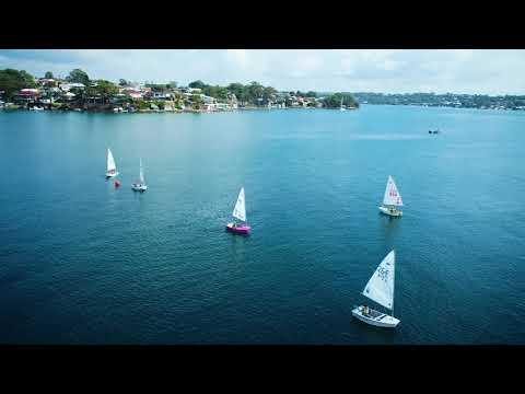 DJI Inspire 2 | X5s Footage | Wangi Sailing Club