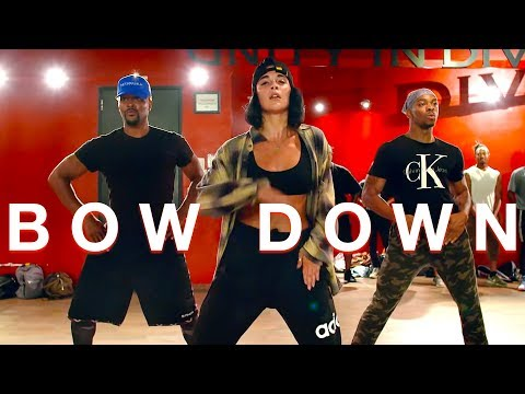 Beyoncé  - BOW DOWN - JR Taylor Choreography
