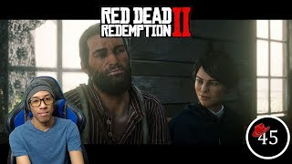 IT'S JOHN MARTSON'S STORY NOW | Red Dead Redemption II (Prolouge) Playthrough 45
