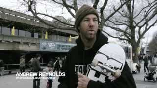 Andrew Reynolds x Southbank