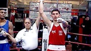 Alexis Chapparo / Michael Passade : New York Metro Boxing. 165 lb. elite. 3 rounds