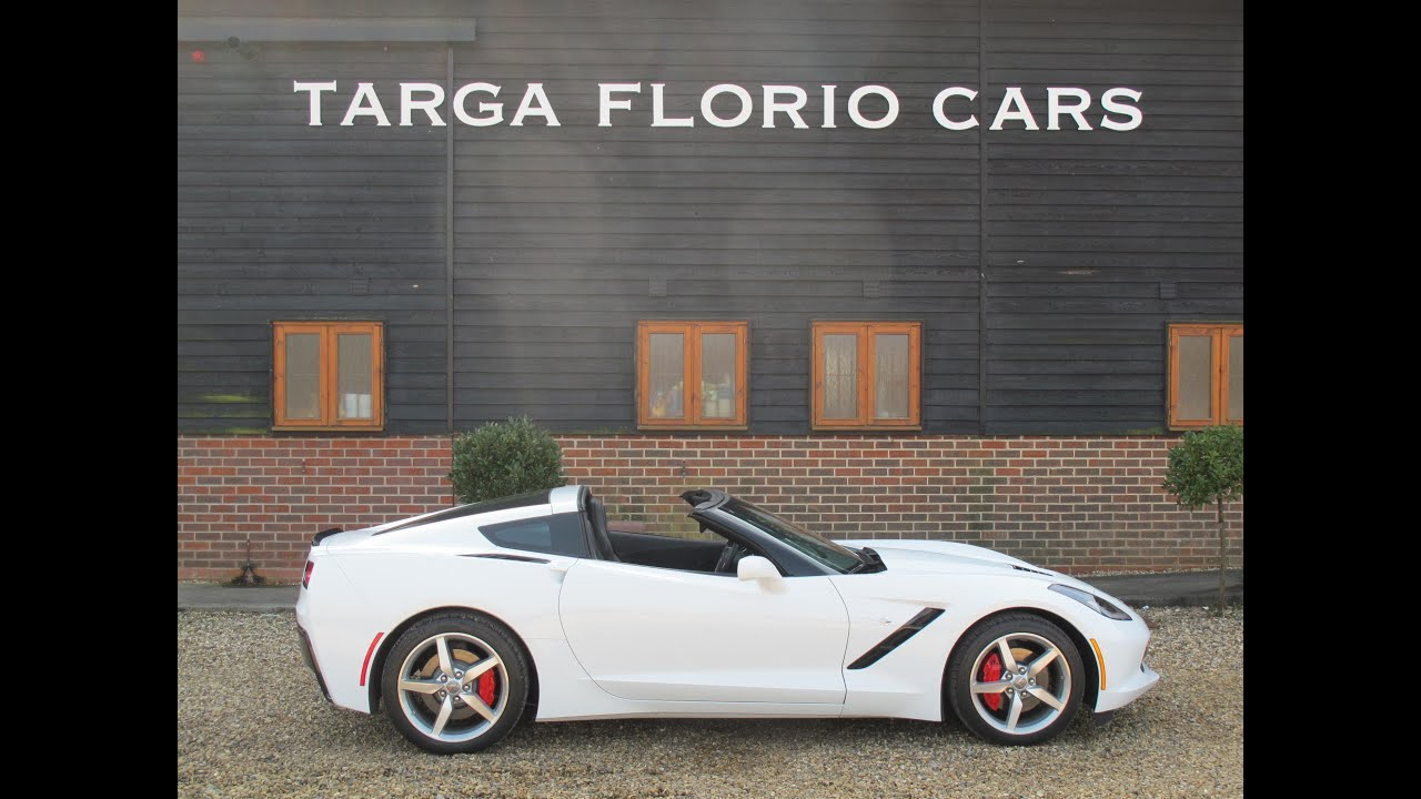 Z06 Corvette For Sale >> Chevrolet Corvette Stingray C7 for sale at Targa Florio ...