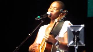 India.Arie, Strength, Courage & Wisdom