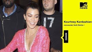 MTV News I Kourtney Kardashian nienawidzi Sofii Richie