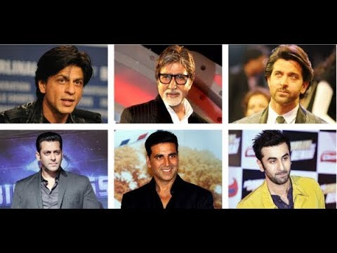 Top 15 most popular & successfull peoples in bollywood || inspiration video