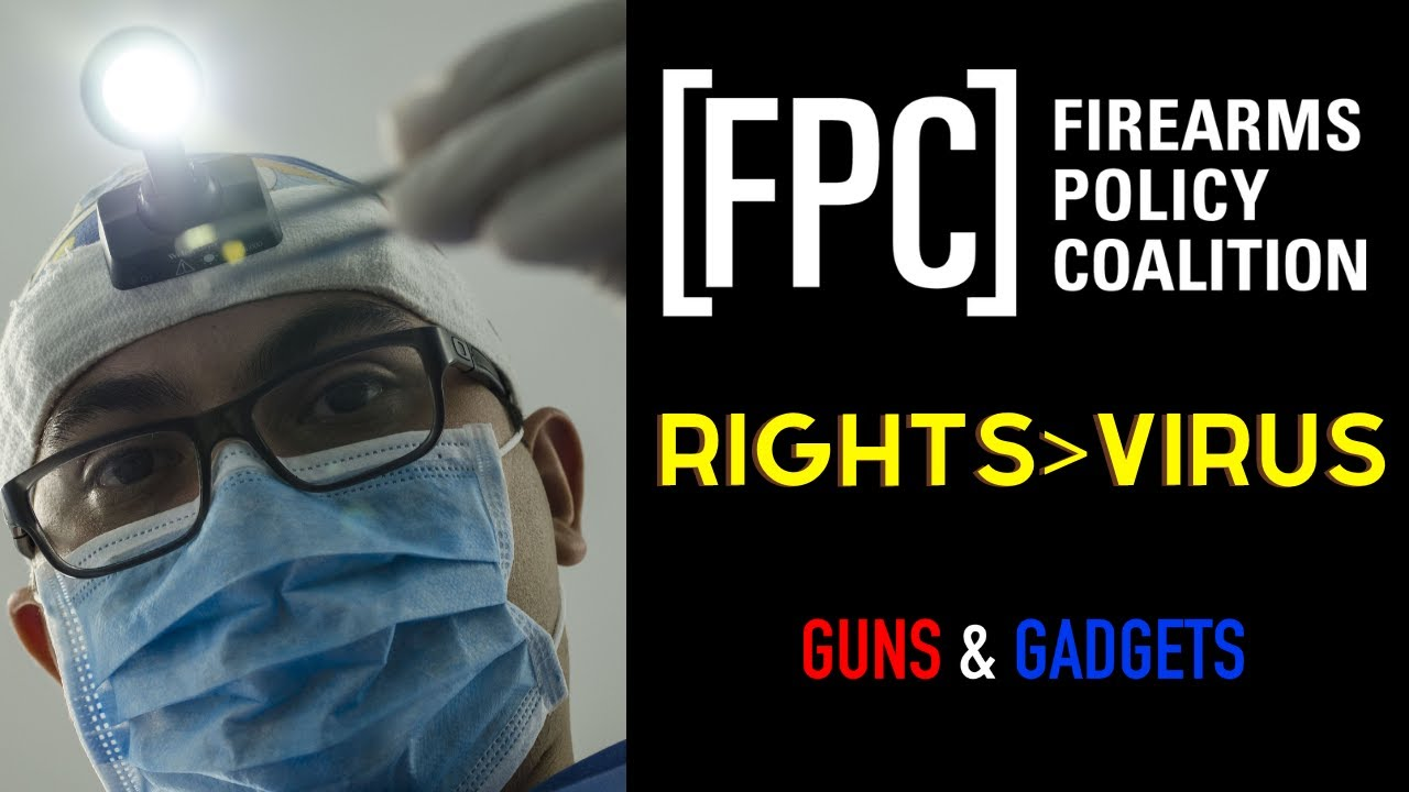 Firearms Policy Coalition Is Fighting For The 2nd Amendment