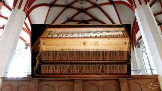 Praeludium und Fuge A-Minor BWV 895 - Johann Sebastian Bach